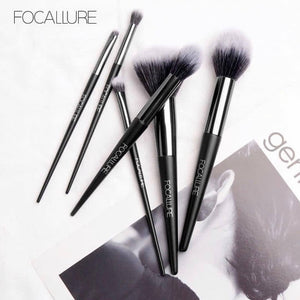 FOCALLURE 6Pcs/Set Brushes