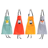 Teezbee.com - Animal Cartoon Apron