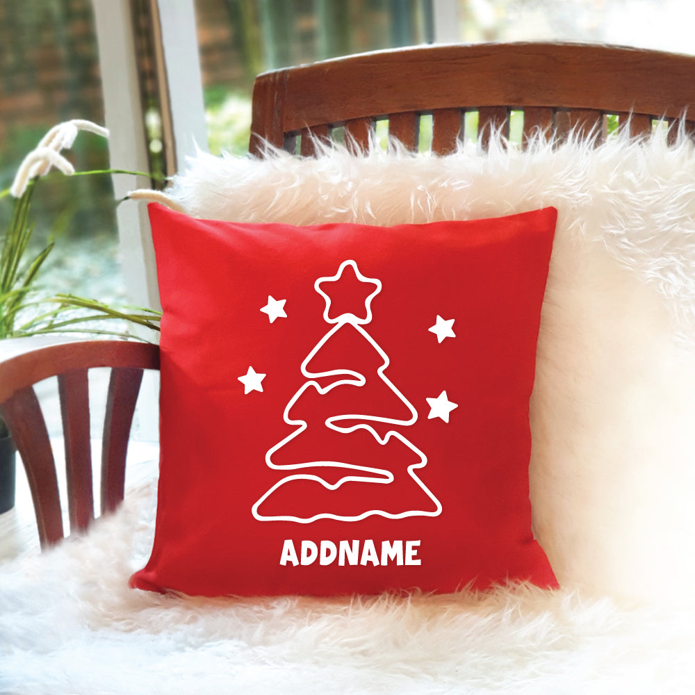 Teezbee.com - Starry Tree Pillow