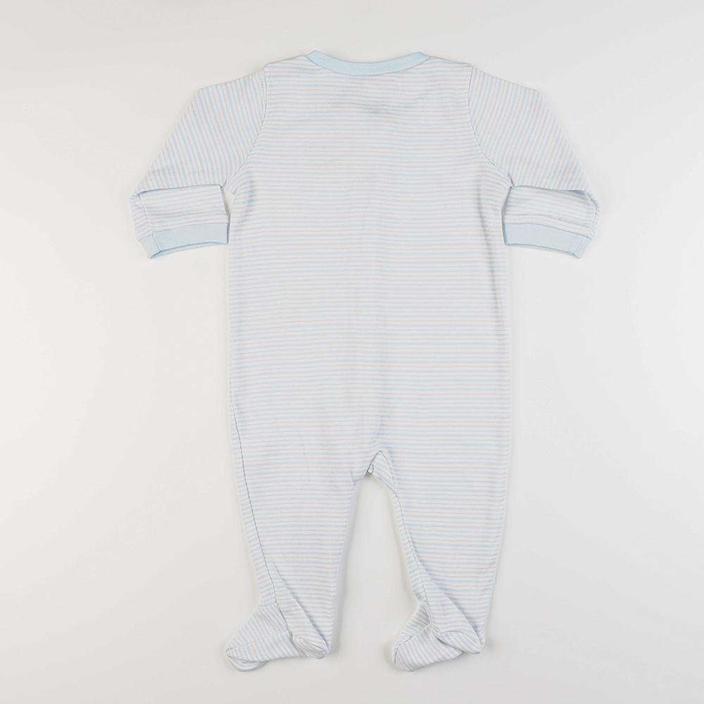 Babylah.com - Sweet Stripes Design Jumpsuit