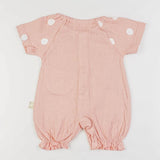 Babylah.com - Polka Dot Cute Girl Romper