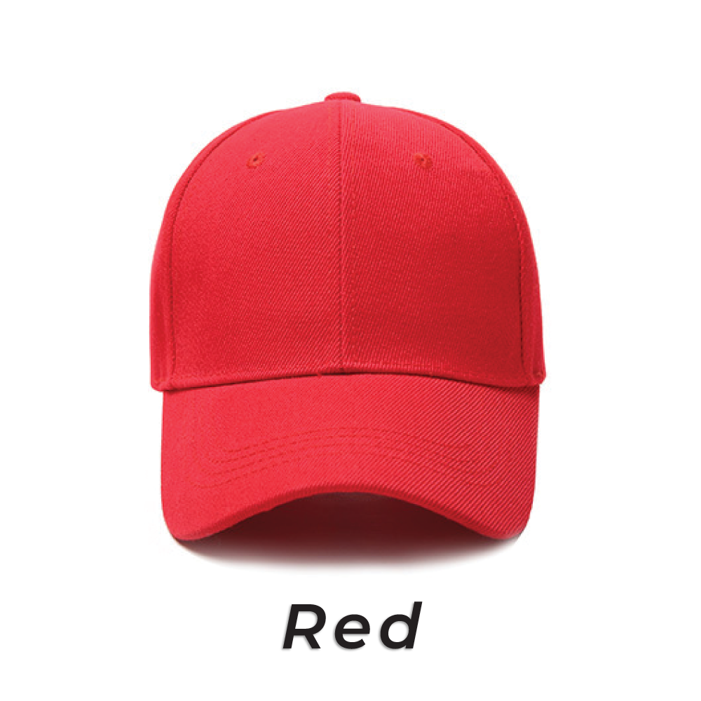 Teezbee.com - Swag Baseball Cap (Red)