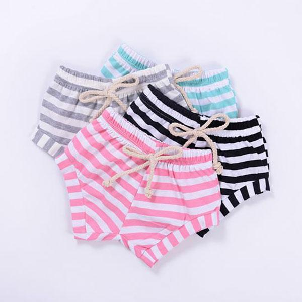 Babylah.com - Classic Stripes Baby/Kids Short Pants