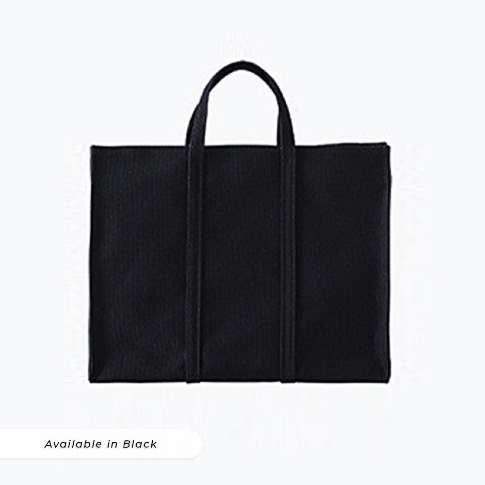 Teezbee.com - LUNA Canvas Bag (Black)