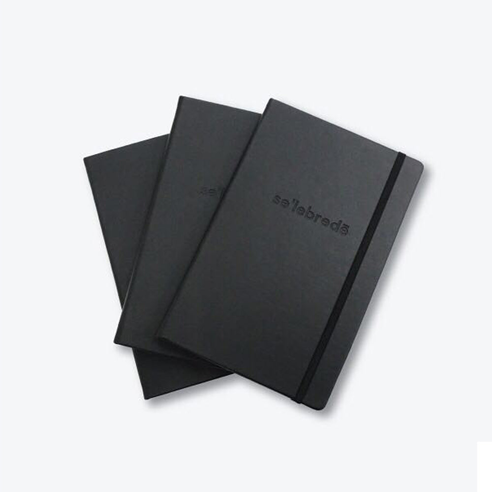 Teezbee.com - PU Leather Notebook