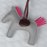 Teezbee.com - Pony Charm (Light Grey)