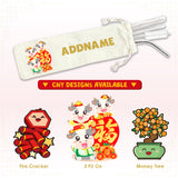 Teezbee.com - Chinese New Year Gifts Straw Set