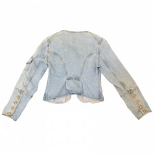 CHRISTIAN LACROIX BAZAR DENIM JACKET