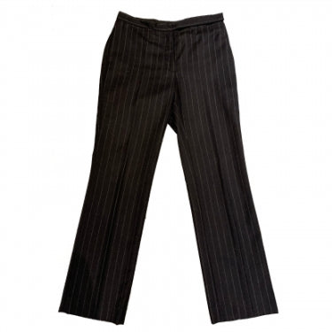 COSTUME NATIONAL STRIPED TROUSERS