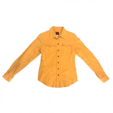 GAULTIER YELLOW SHIRT