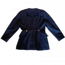 Load image into Gallery viewer, LAUREL NAVY JACKET