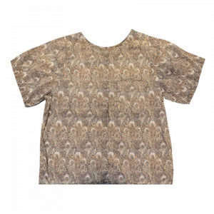 LIBERTY PRINTED TOP