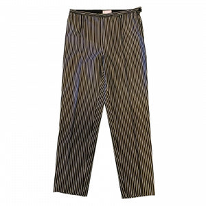 ALBERTA FERRETTI STRIPED TROUSERS