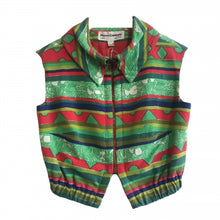 Load image into Gallery viewer, PIERRE CARDIN PRINTED VEST