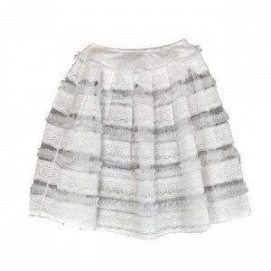 REWORKED 1950S TUTU FRILL SKIRT