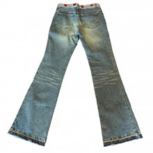 Load image into Gallery viewer, VOYAGE BEJEWELED JEANS