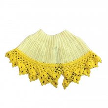 Load image into Gallery viewer, YELLOW KNIT SHAWL