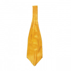 YELLOW SPOTTED CRAVAT