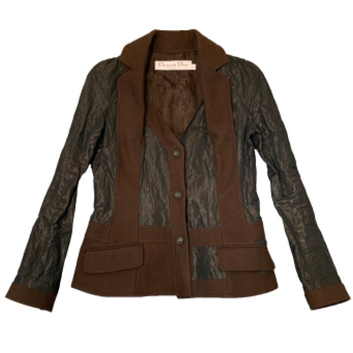 Christian Dior Brown Jacket