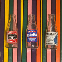 Load image into Gallery viewer, Vintage Milk Bottles