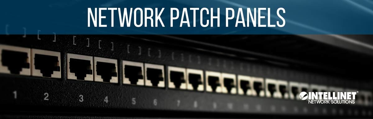 Patch Panels by Intellinet