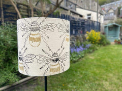 Hand Made Lampshades from Luvit in Barmouth