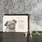 Load image into Gallery viewer, Pug Coin Purse - Luvit!