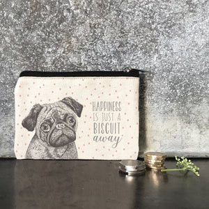 Pug Coin Purse - Luvit!