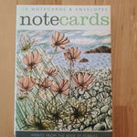 Load image into Gallery viewer, Wallet of Notecards -Sea Pinks & Pebble Shore
