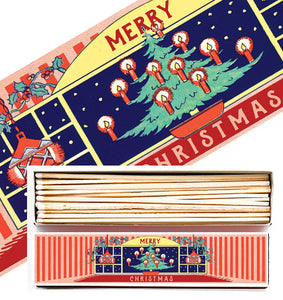 Merry Xmas  - Box of Long Matches