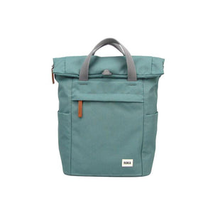 Roka Sustainable Finchley A Rucksack - Sage  Small
