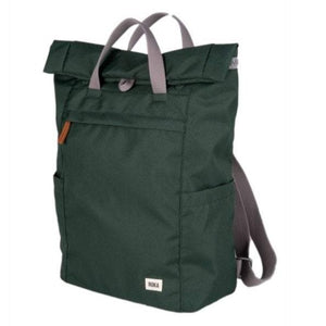 Roka Sustainable Finchley A Rucksack - Forest Small - Luvit!