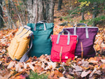 Load image into Gallery viewer, Roka Sustainable Finchley A Rucksack - Forest Small - Luvit!