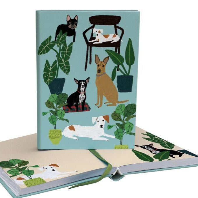Cat and Dog Palais Softback Journal - Luvit!