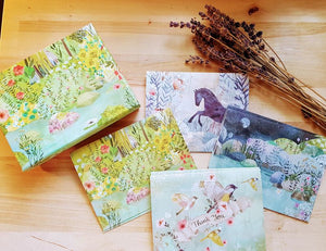 Dreamland Box of Cards and Envelopes - Luvit!