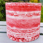 Load image into Gallery viewer, Hand Assembled Pink Abstract Lampshade - Luvit!