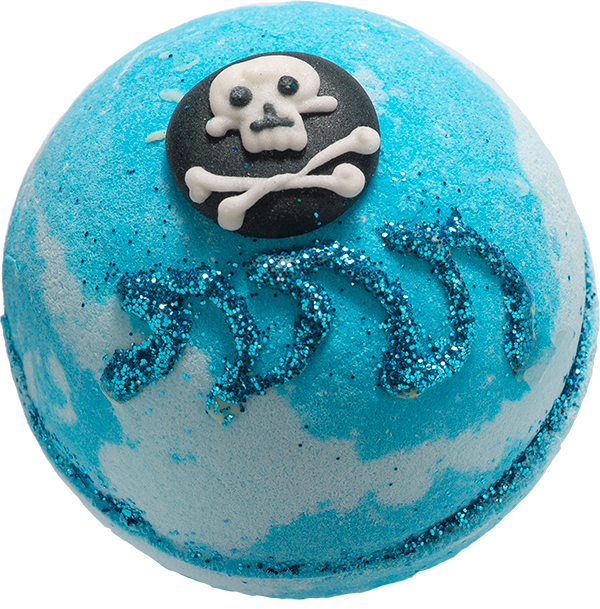 Pirate Bath Bomb