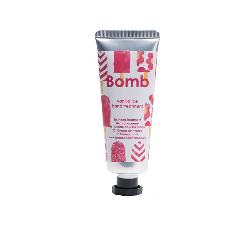 Bomb Cosmetics Vanilla ice Hand Treatment - Luvit!