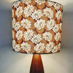 Load image into Gallery viewer, Handmade Waterlily Lampshade