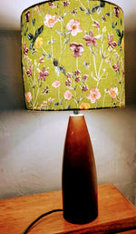 Load image into Gallery viewer, Handmade Wild Flower Lampshade