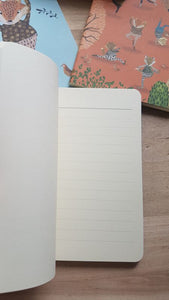 Yoga in the Park - 3 pack A6 Notebooks - Luvit!