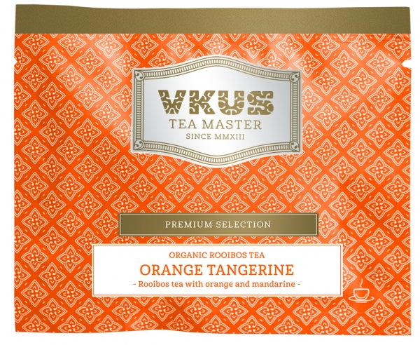 Organic Rooibos Tea Orange Tangerine