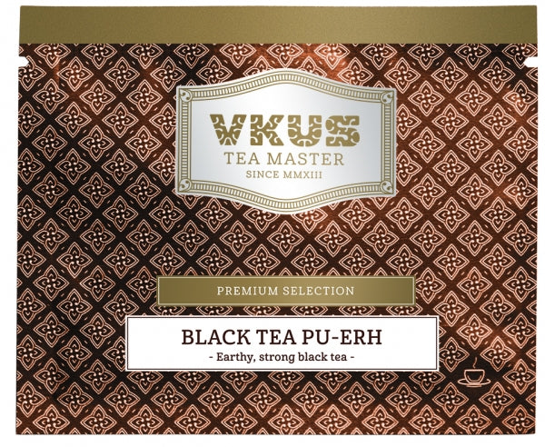 Organic Black Tea Pu Erh