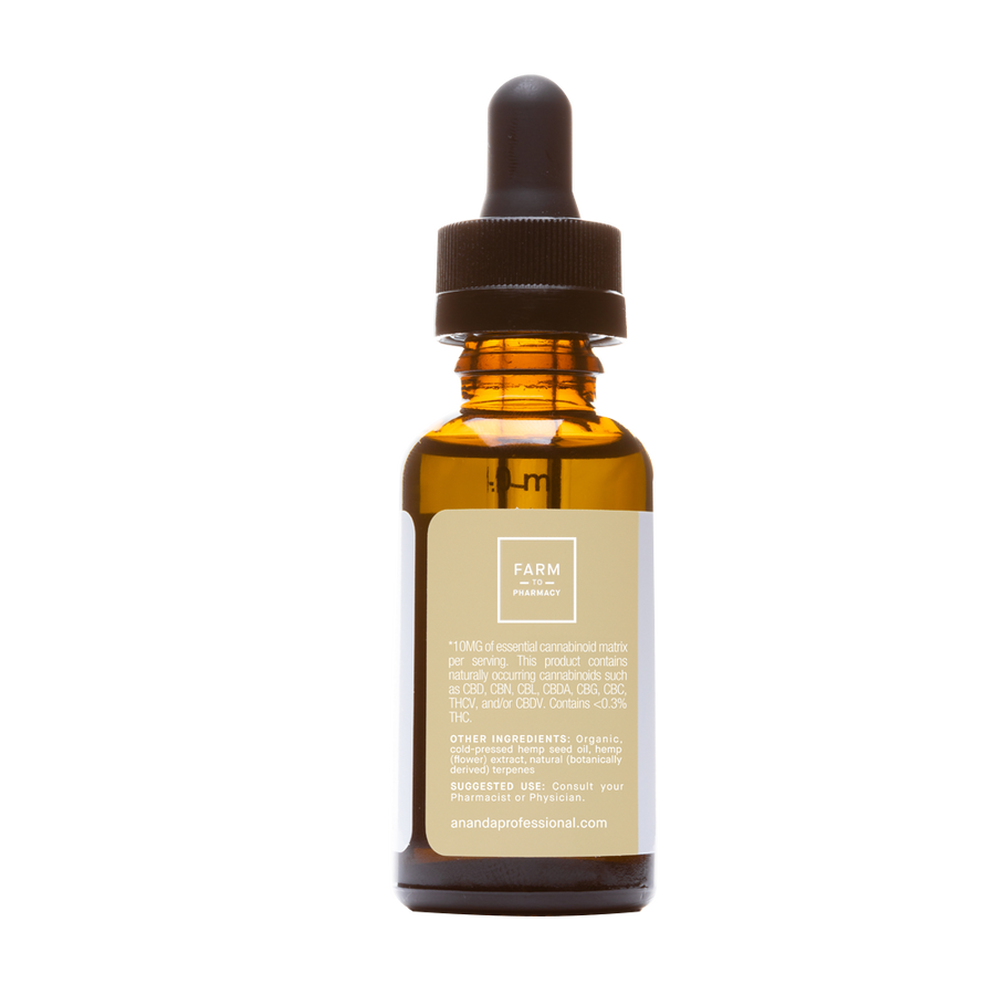 ANANDA PROFESSIONAL OIL 300MG