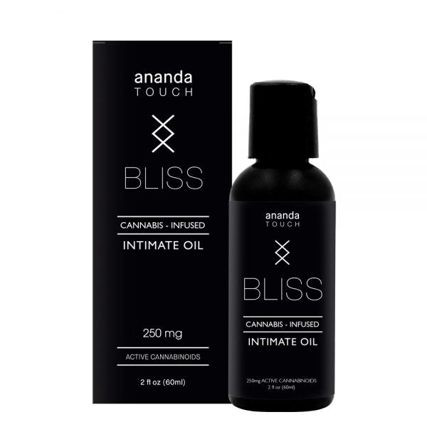 ANANDA BLISS: CANNABIS-INFUSED INTIMATE OIL