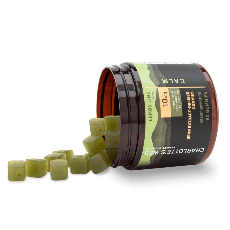 Charlotte's Web CBD Calm Gummies 60ct