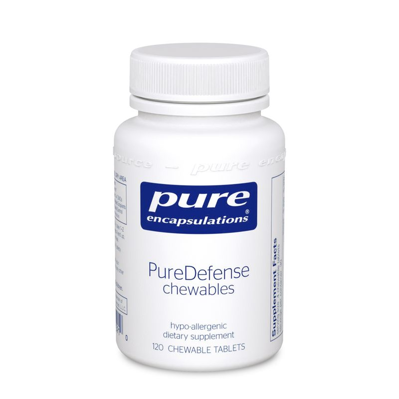 Pure Encapsulations PureDefense Chewables
