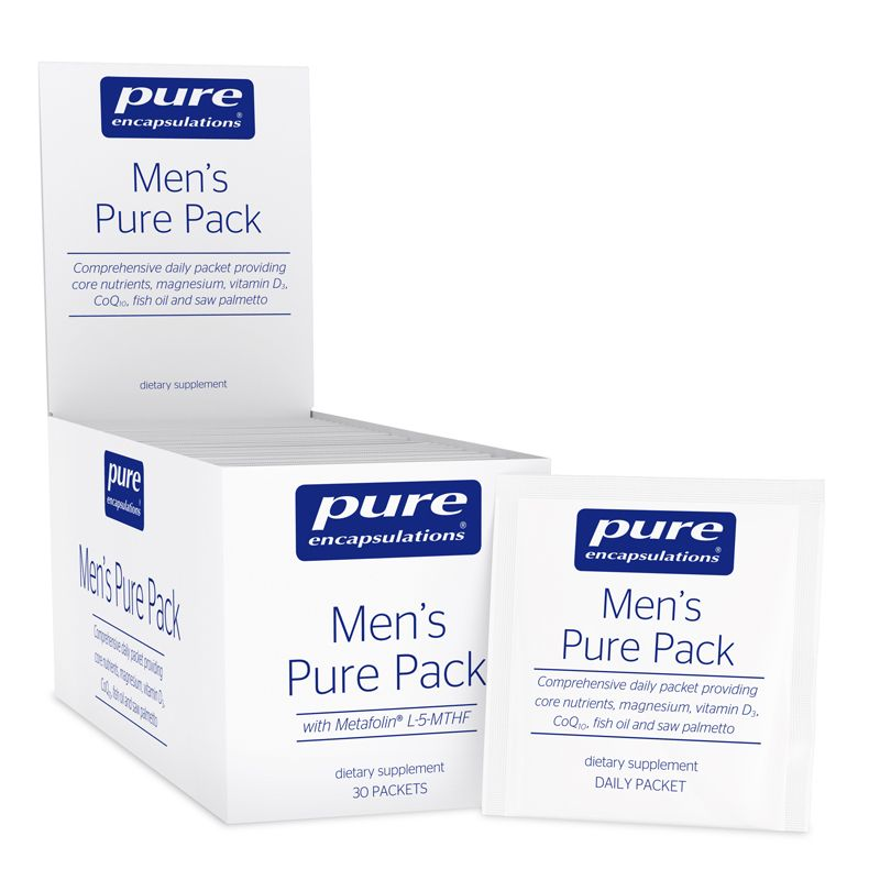 Pure Encapsulations Mens Pure Pack 30 Packets