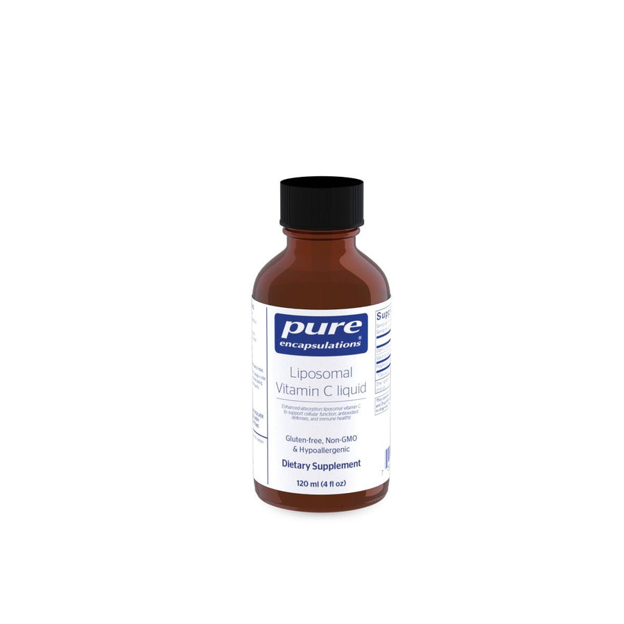 Pure Encapsulations Liposomal Vitamin C liquid