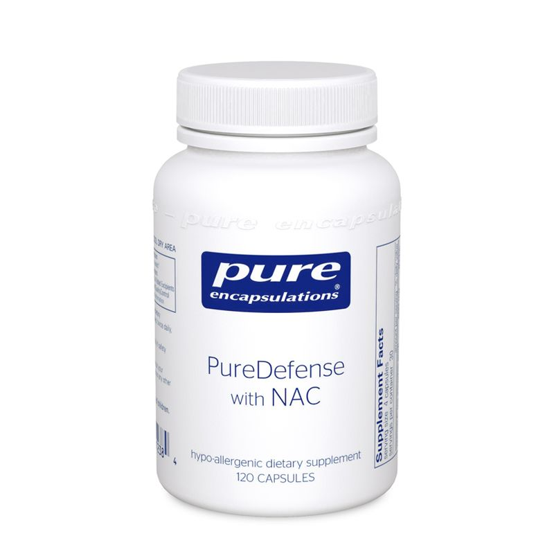 Pure Encapsulations PureDefense w/NAC